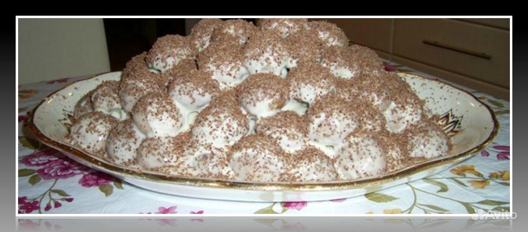 Торт глухариное гнездо рецепт фото