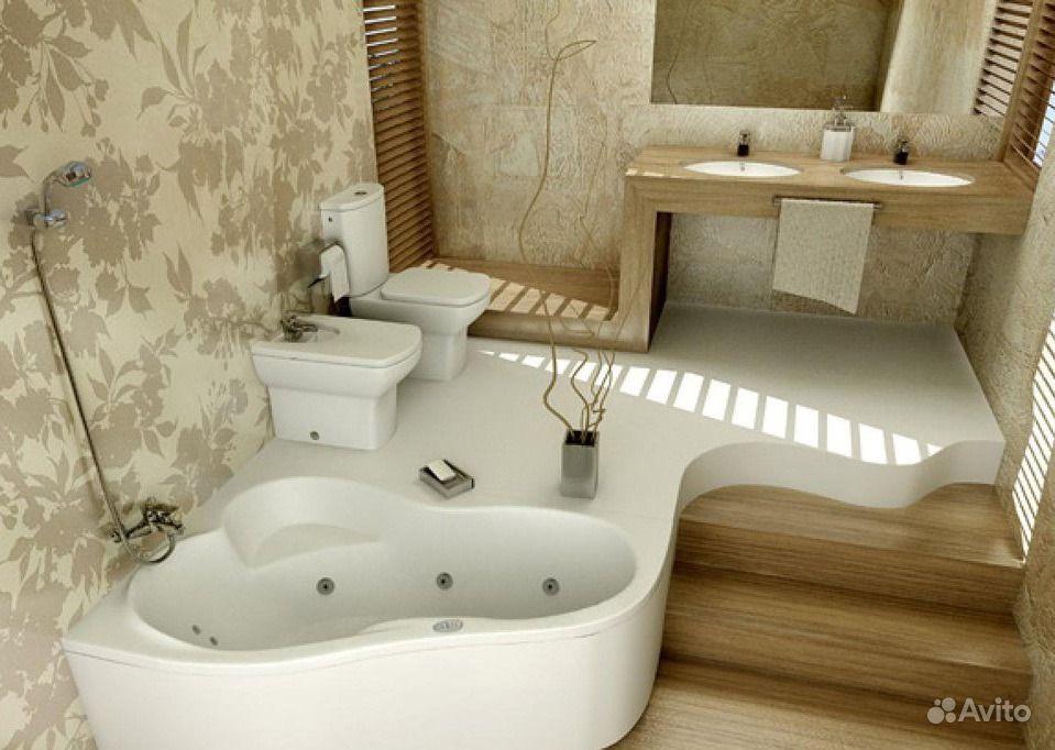 Дизайн ванн своими руками