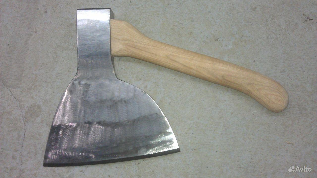 Как своими руками сделать топор для мяса