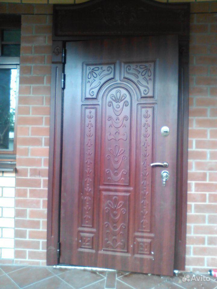 установка стальных дверей пушкино