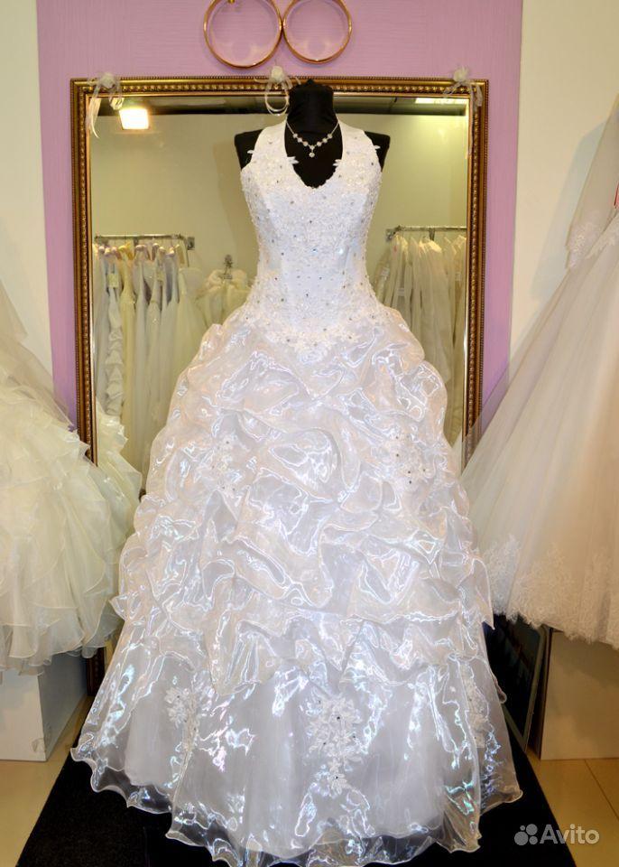 Купить Свадебное Платье На Авито В Спб