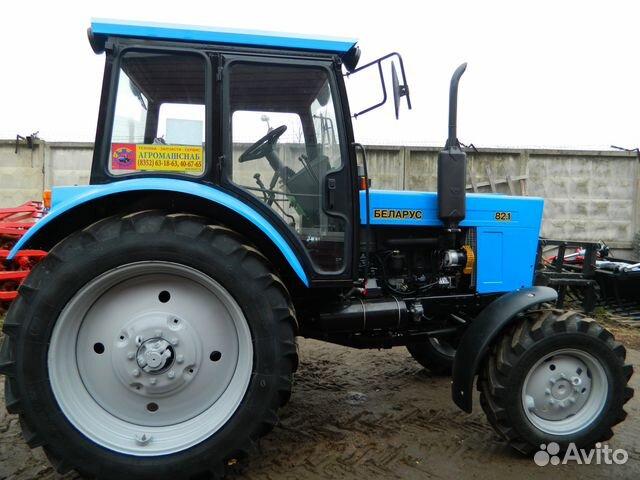 трактор мтз 1221 - Тракторы, комбайны, бороны дисковые и.
