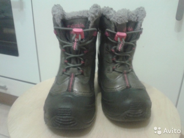 Сапоги columbia - Купить детскую одежду и обувь в