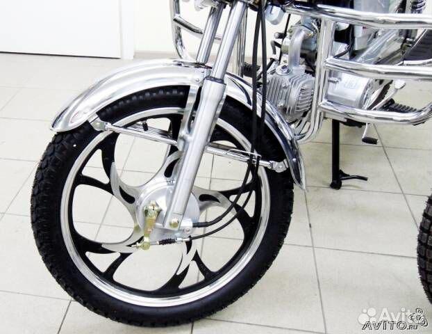 Мопед мотоцикл ирбис irbis virago vip на 110