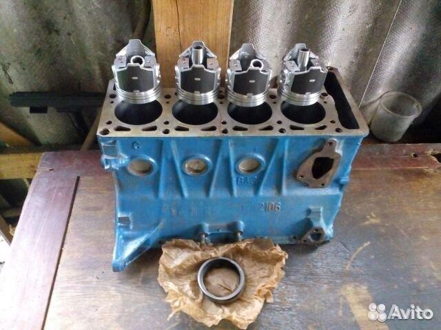 Двигатель ваз 2106 поршень