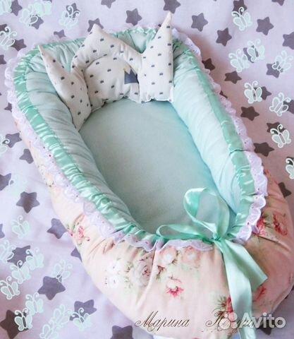 Изделия своими руками для новорожденного