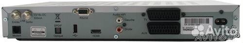 DSI-4000NTV с картой доступа для приема цифровых открытых и кодированных