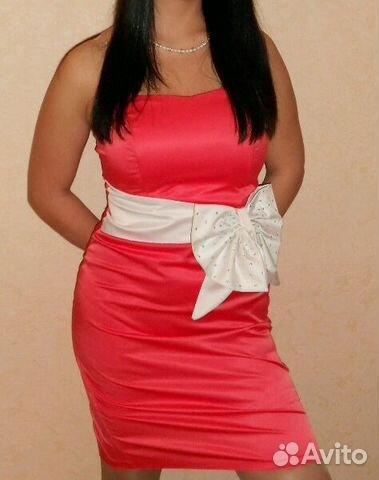 Платье в тюмени