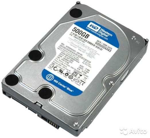 Wd blue wd5000aakx, 35