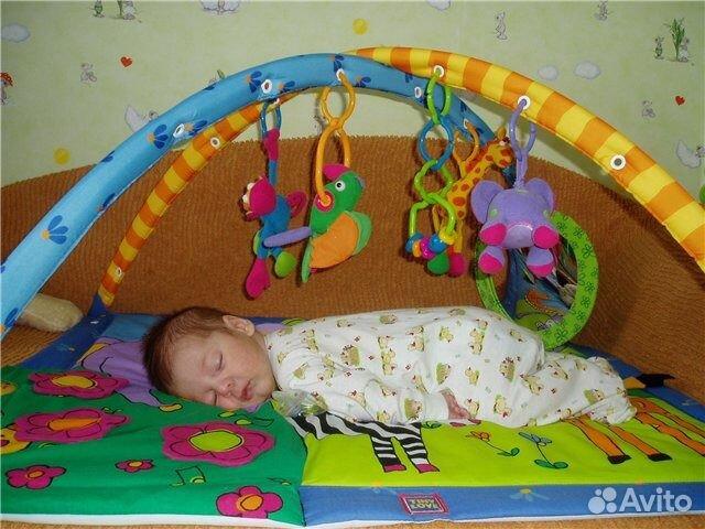 Фото развивающий коврик для детей
