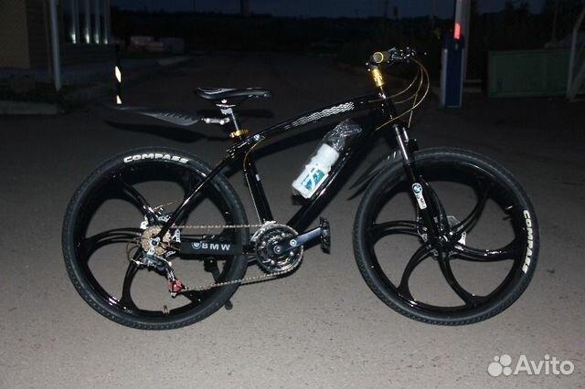 Велосипед bmw фото 3