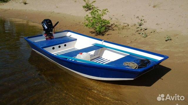 моторная лодка из пластика купить во владивостоке