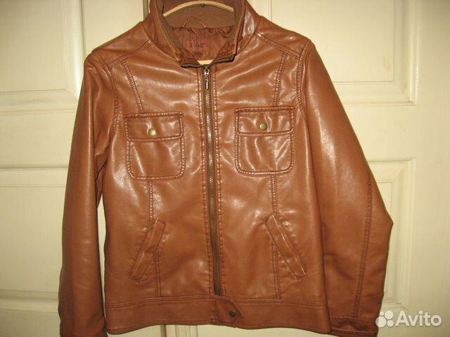 Купить Куртку Кожзам В России