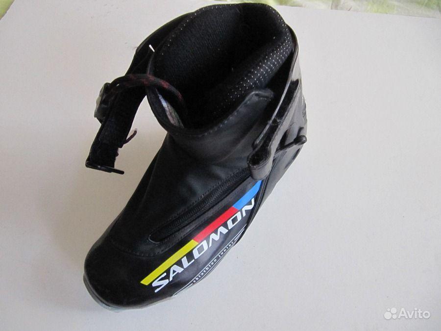 Купить ботинки для беговых лыж по низким ценам Продажа - Кант