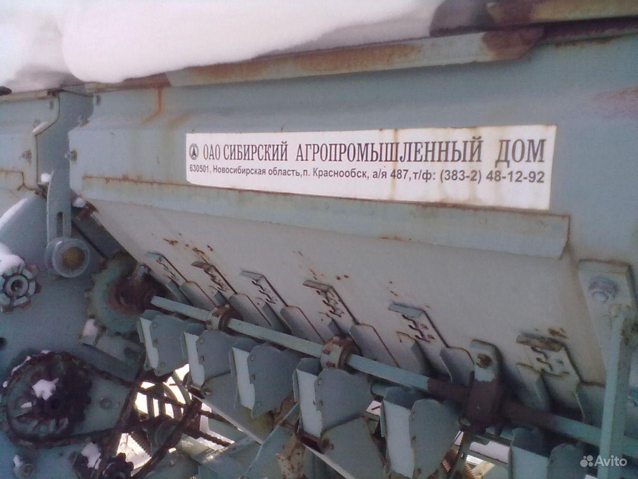 сеялка обь: