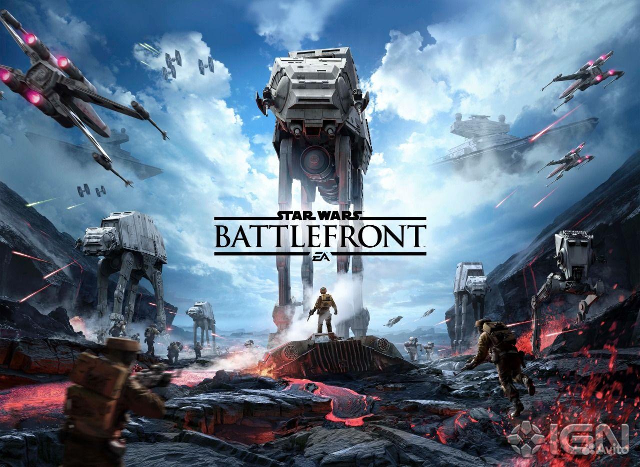 BattleFront II PS4 (хит года + графика ) купить в ...: https://www.avito.ru/perm/igry_pristavki_i_programmy/battlefront_ii...