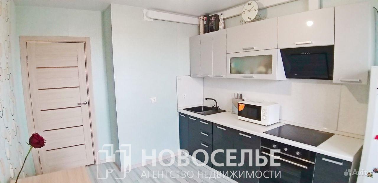 1-к квартира, 40 м², 3/18 эт.
