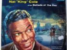 "LP Nat King Cole ""Ballads Of The Day"""