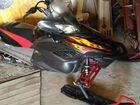 Снегоход Yamaha RX-1 MTX 162