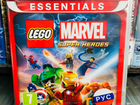 Lego Marvel Super Heroes Sony Playstation 3 PS3