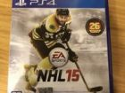 NHL 15 Sony ps4