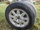 Шины Dunlop на дисках 5/108/49 комплект - 4 шт