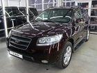 Hyundai Santa Fe 2.7AT, 2009, 163000км