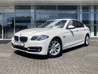 BMW 5 серия 2.0AT, 2014, 73500км
