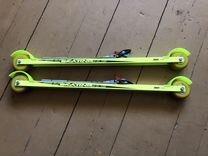 a14d03ae88b6 лыжероллеры - Купить ролики, защиту, скейтборд в России на Avito