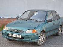Suzuki Swift, 2003 г., Москва
