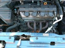 Honda Civic, 2002 г., Уфа