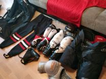 5b3a4cf5cd6a Купить лыжи, коньки, сноуборд в Омской области на Avito