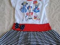 2205823b509 Нарядные платья для девочек - купить сарафаны и юбки в Сарове на Avito