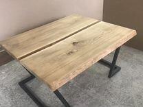 Стол журнальный (слэб карагач) — Мебель и интерьер в Красноярске