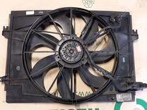 Диффузор с вентилятором для Хендай Туссан
