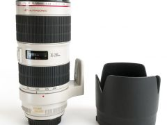Canon 70-200 / 2.8 L II IS USM