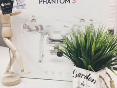 Квадрокоптер DJI Phantom 3 Advanced от iSota
