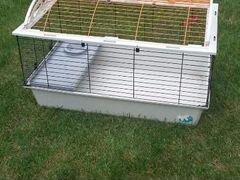 Метровая клетка для кролика морской свинки ёжика