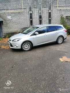 Ford Focus 1.6AMT, 2013, универсал объявление продам