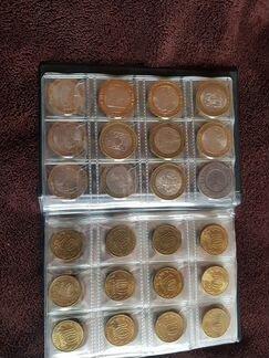 Юбилейные монеты объявление продам