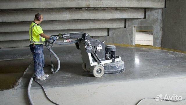 Авито шлифовка бетона соответствие бетонов