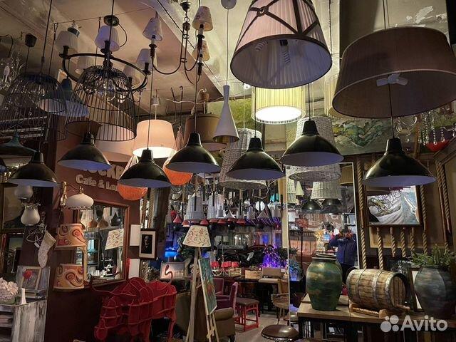 Светильники для кафе