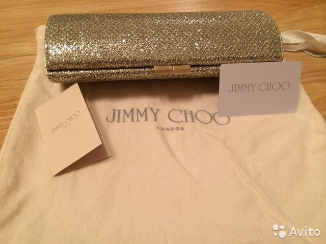 Клатч Jimmy Choo— фотография №1