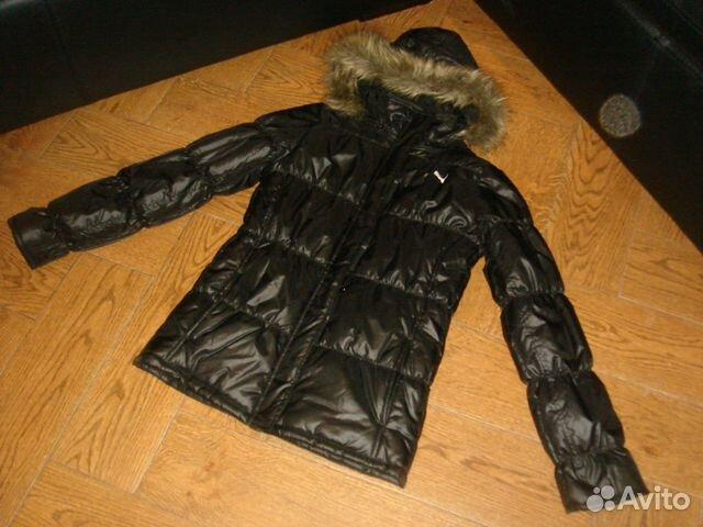 Зимняя куртка puma (марк.164) купить в Санкт-Петербурге на Avito ... b382a850aba