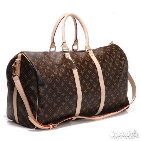 58d0cfc7f9f7 Дорожная сумка Louis Vuitton M41414 Monogramm mn | Festima.Ru ...