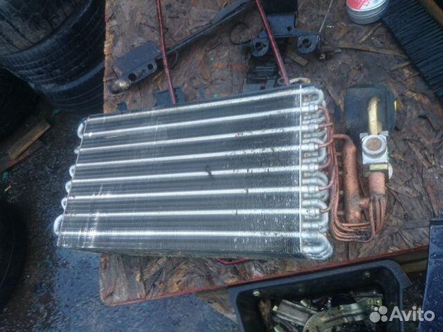 радиатор кондиционера bmw e34