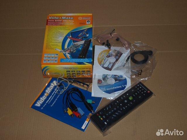 Videomate Vista E600 HW2 PCIe