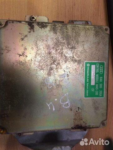 Блок управления двигателем Ауди 8A0906266A— фотография №1