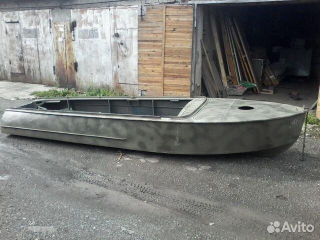 кемеровская область лодка казанка