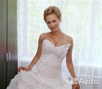 Свадебные платья на авито в твери